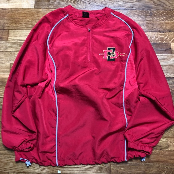 Nike Other - San Diego State College Football Nike Jacket 🔥🔥